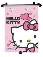 Sluneční roleta do auta Disney Hello Kitty