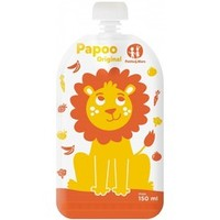 Kapsička na jídlo Papoo Lion 6x150ml Petite and Mars