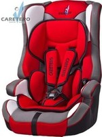 Autosedačka CARETERO ViVo red 2016